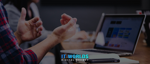 Cost of website design and development services by IT WORLDS